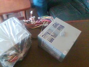 power supply baru